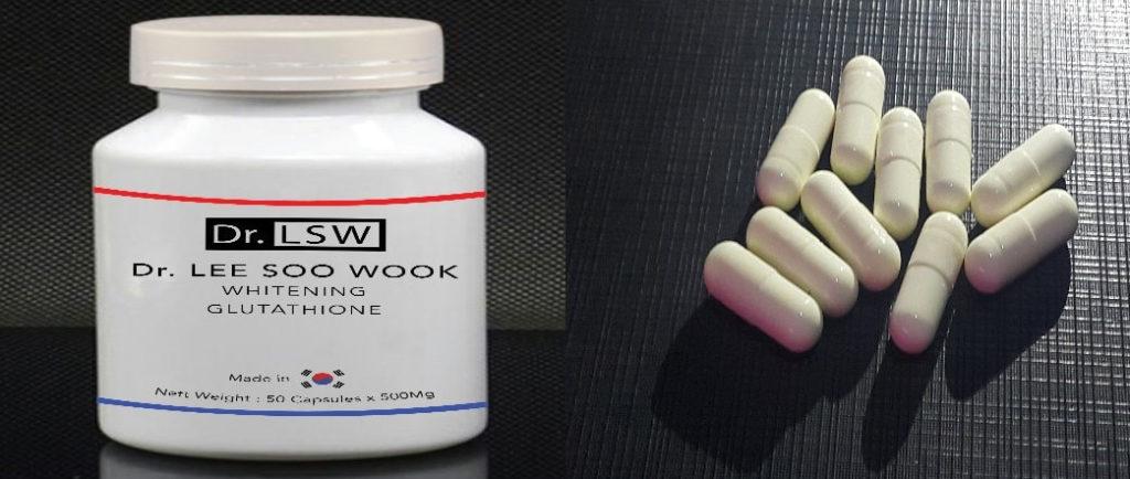 Jual Dr. Lee Soo Wook Whitening Glutathione Original