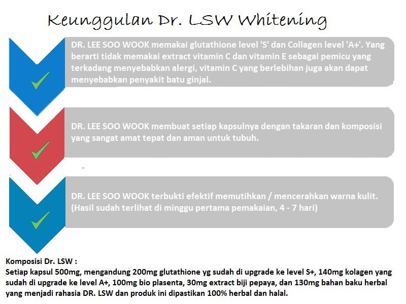 Distributor Resmi Dr. LSW Original